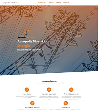 weg design acropolis-slovakia