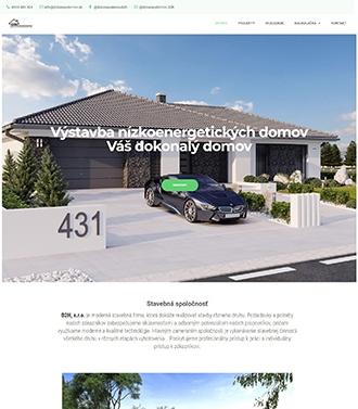 web design dokonalydomov