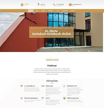 web design topsenior